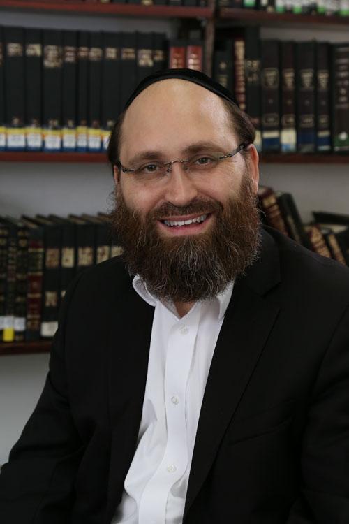 RAV YEHUDA LITWIN