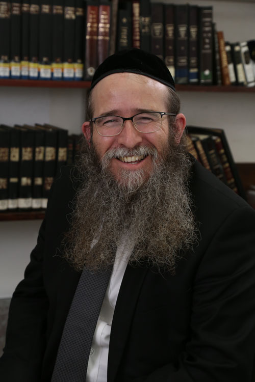 RAV YOSEF CHAIM LEVINE